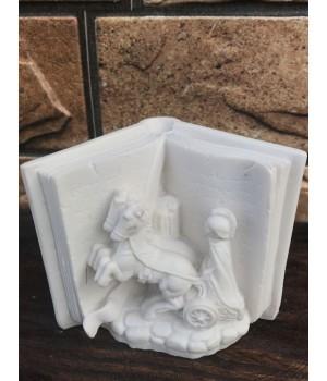 Статуэтка Колесница Ахиллеса «Библия»