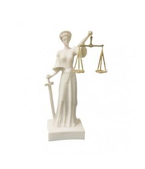 Статуэтка «Фемида Богиня правосудия»