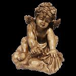 Статуэтки ангелов из гипса
