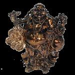 Буддийские статуэтки в стиле фен шуй