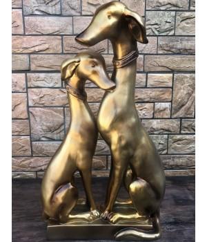Статуэтка «Две собаки»