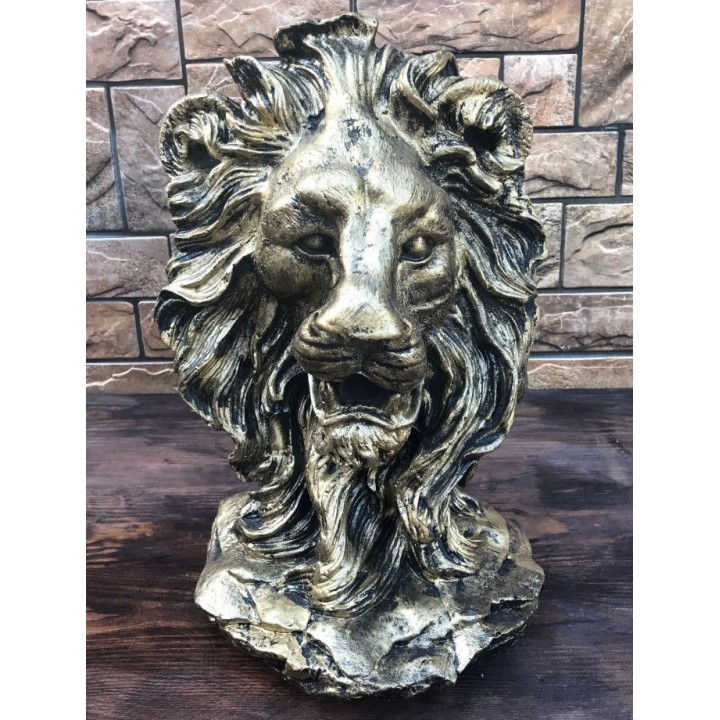 Купить статуэтку Голова льва