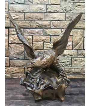 Статуэтка «Орёл с расправленными крыльями #2»