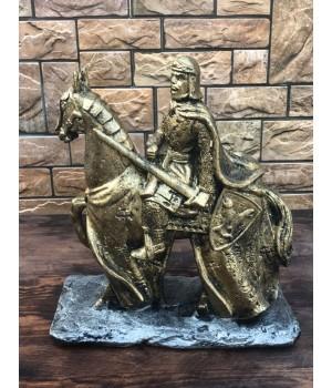 Статуэтка «Рыцарь на коне»