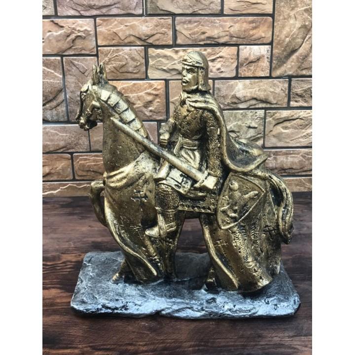 Статуэтка рыцаря на коне