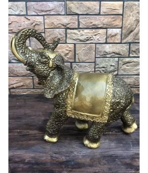 Статуэтка «Слон с поднятым хоботом»