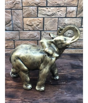 Статуэтка «Слон - символ достатка»