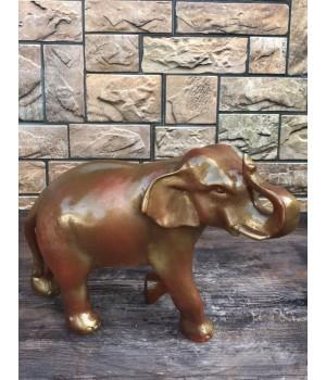 Статуэтка «Слон - символ финансового благополучия»