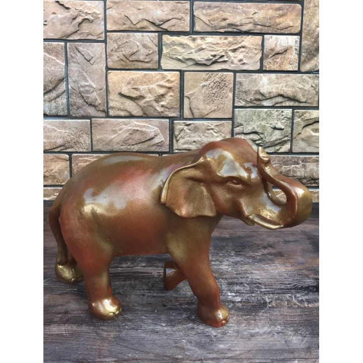 Статуэтка слон финансовое благополучие