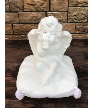 Статуэтка «Ангел на подушке»
