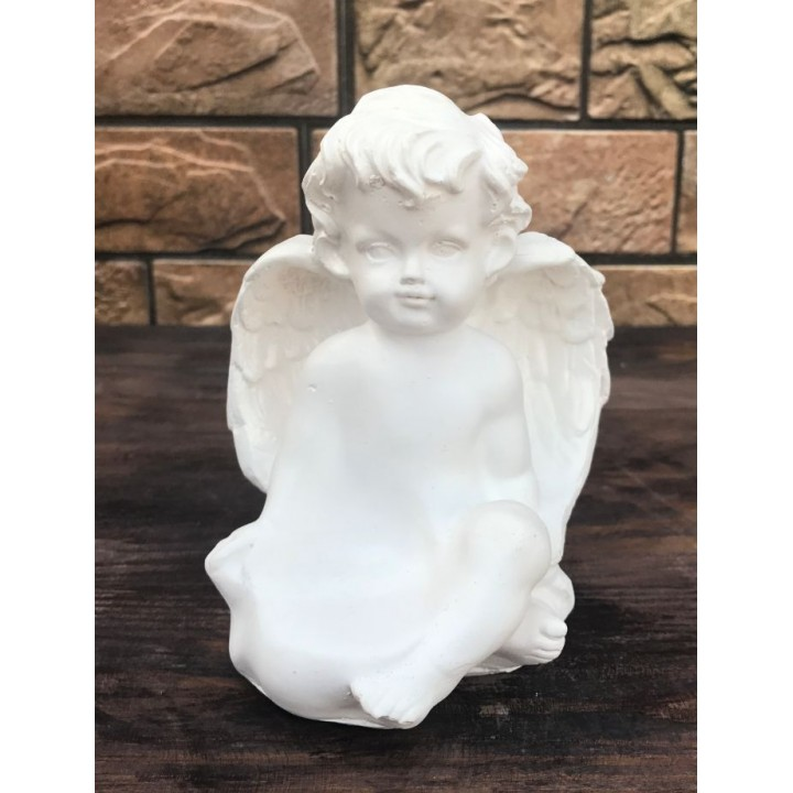 Статуэтка Ангел сидит