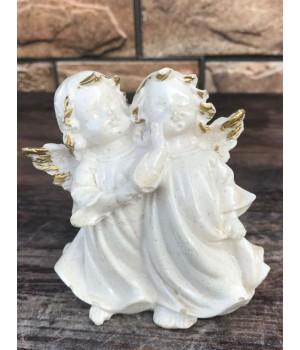 Статуэтка «Ангелочки - пара»