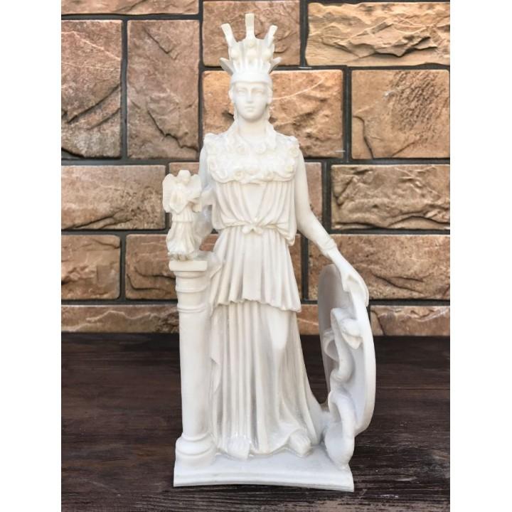 Статуэтка Афина в парадной форме