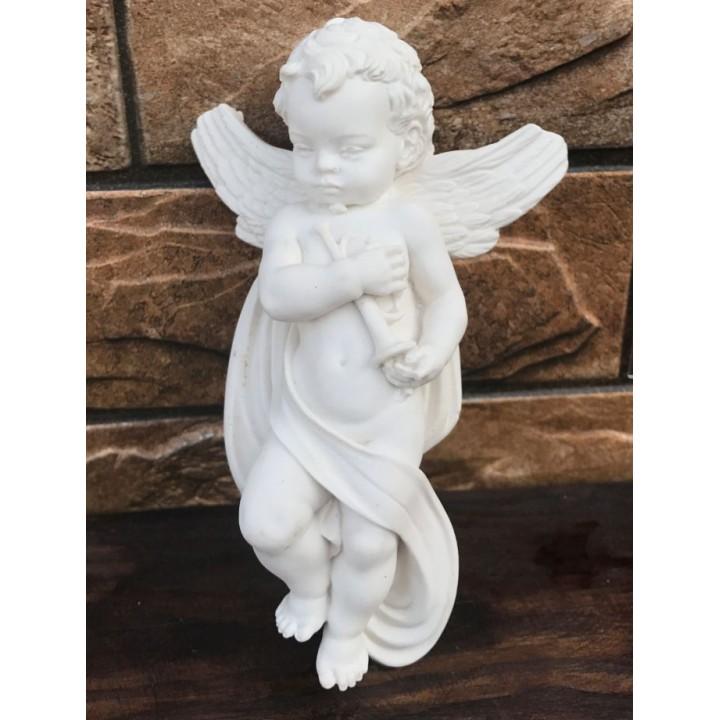 Статуэтка «Ангел с дудочкой»