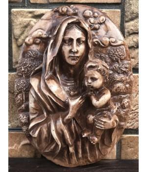 Статуэтка «Дева Мария с младенцем»