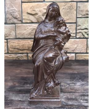 Статуэтка «Дева Мария с младенцем #4»