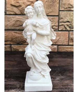 Статуэтка «Дева Мария с младенцем #3»