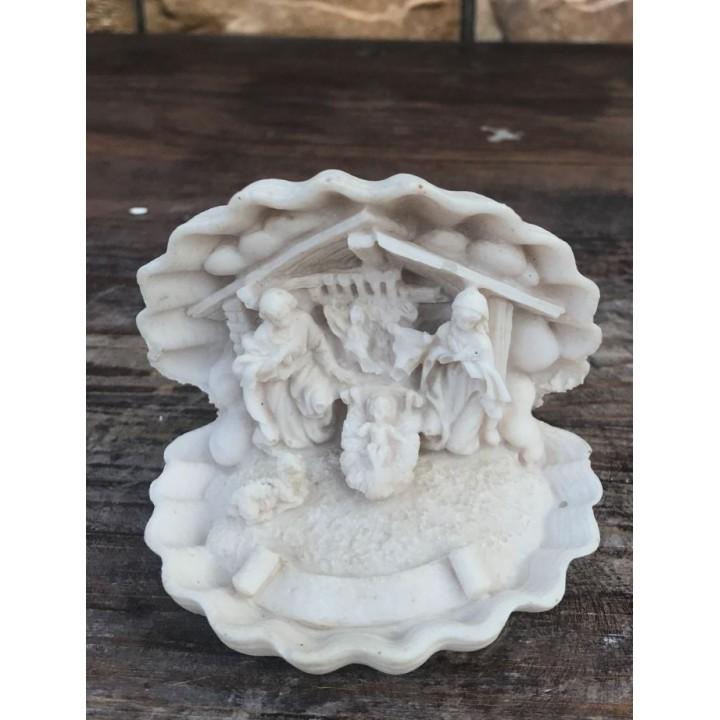 Статуэтка ракушка «Дом Христа»