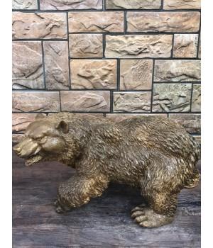 Статуэтка «Медведь Гризли»
