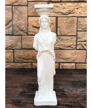 Статуэтка «Кариатида - жрица храма Афины»