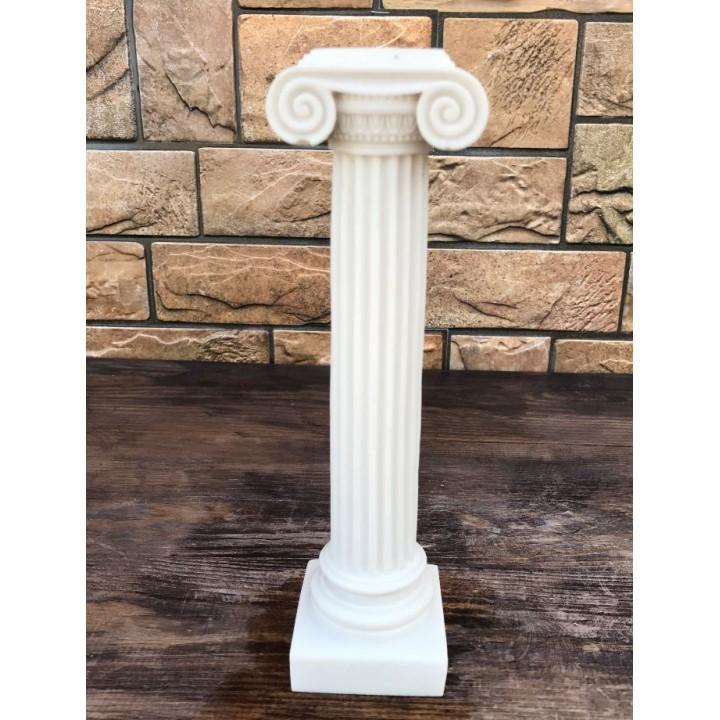 Статуэтка колонна средняя