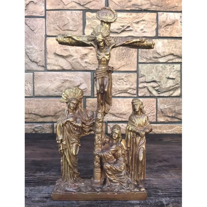 Статуэтка Распятие Христово «Троица»