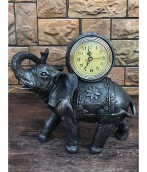 Настольные часы «Слон»