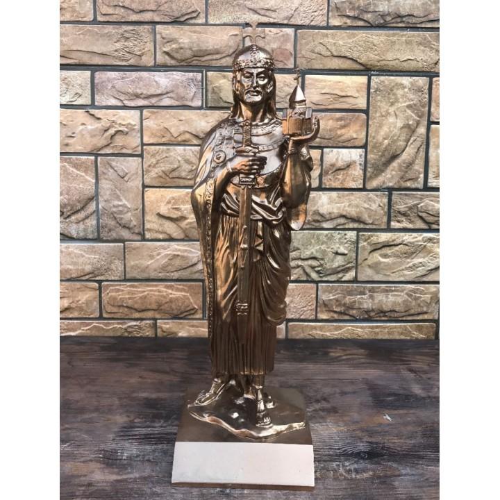 Статуэтка Давида Строителя