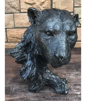 Статуэтка «Леопард - голова»