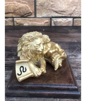 Статуэтка «Знак Зодиака Лев»
