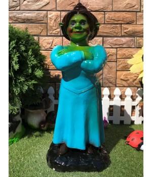 Садовая фигура Фиона
