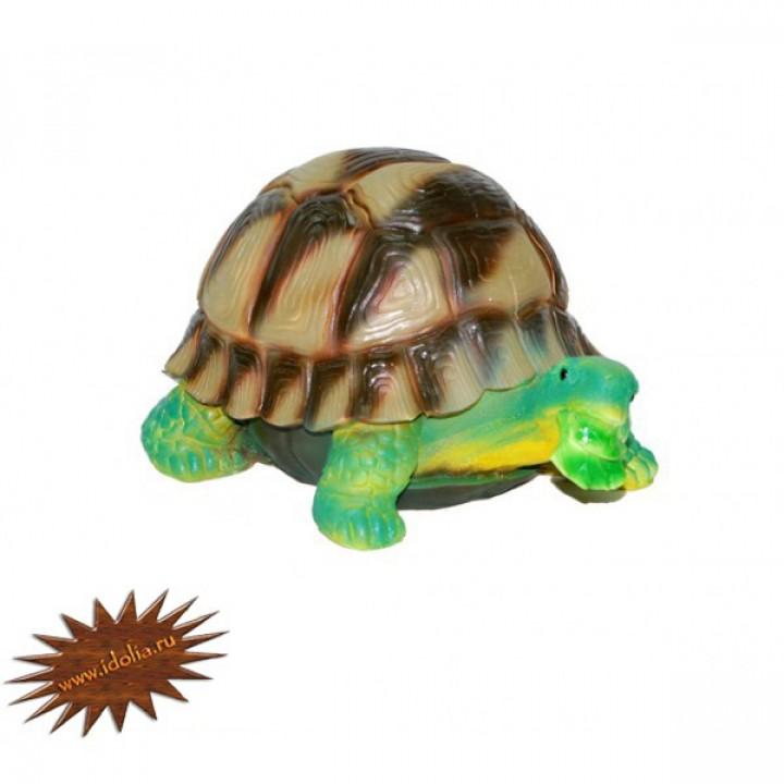 Садовая фигура черепахи