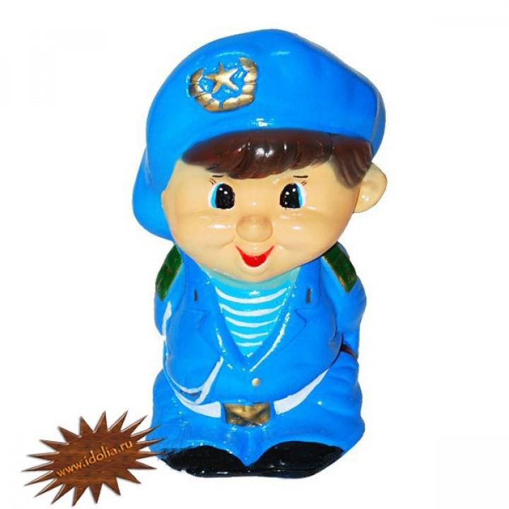 Копилка Мальчик «Голубые береты»