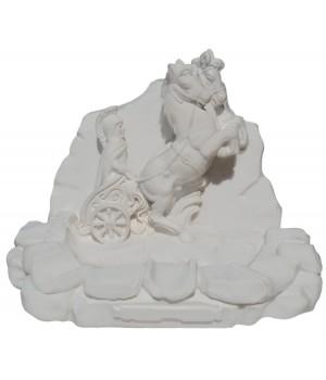 Статуэтка Пепельница «Колесница Ахиллеса»